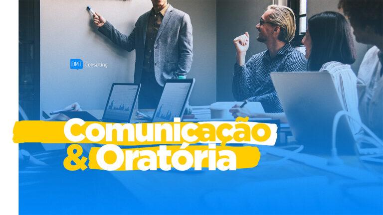 Comunicação e Oratória Treinamento DMT Palestras