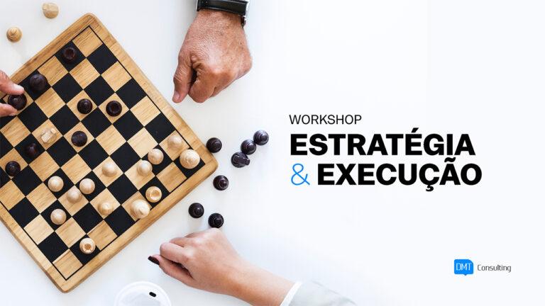 Estratégia & Execução Treinamento DMT palestras