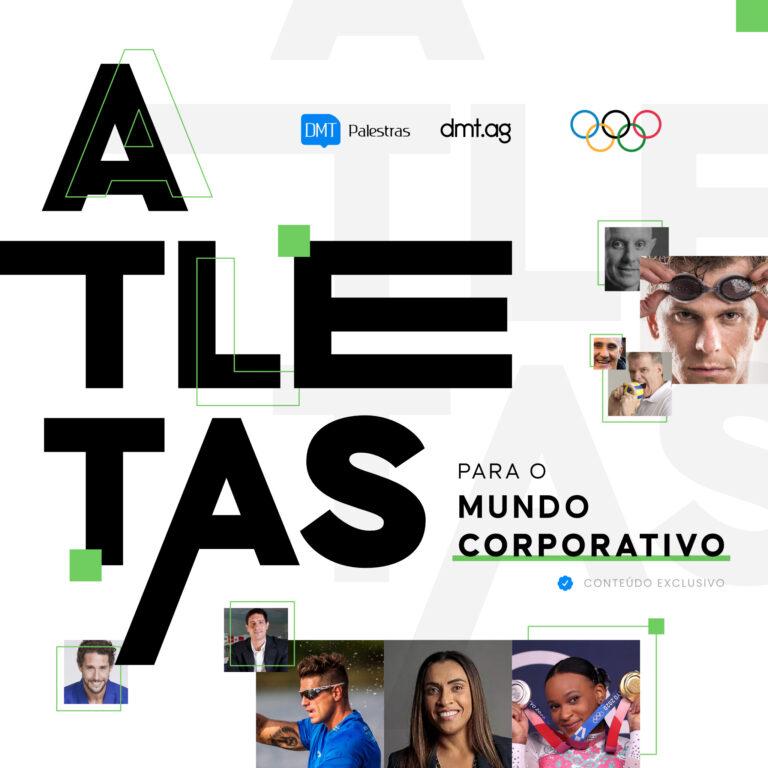 10 Atletas para o Mundo Corporativo